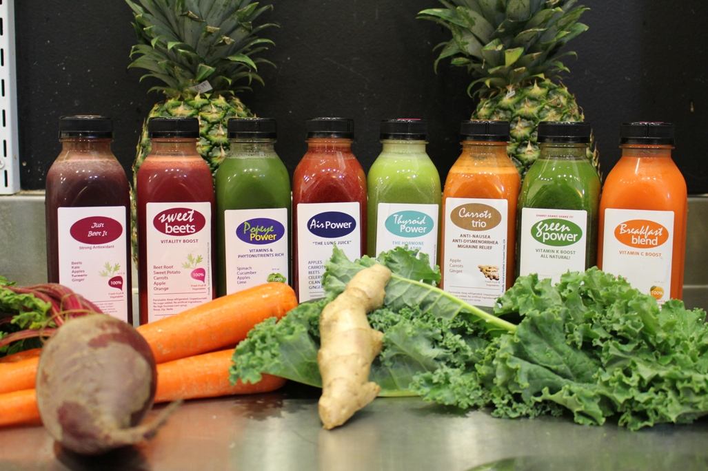 Milk Run Super Weight Loss Juice Cleanse Package